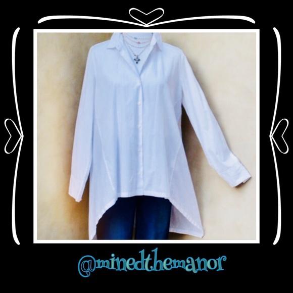 b5ebe0f2962 DKNY Tops - ❤ ❤️Neiman Marcus PURE DKNY Long-Sleeve Shirt EUC